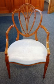 CARVER CHAIR - JAS SHOOLBRED
