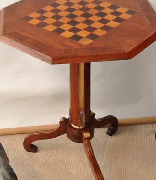 Chess Table c1825