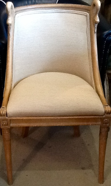 PAIR OF SWEDISH OCCASIONAL CHAIRS